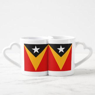 Timor Couples' Coffee Mug Set