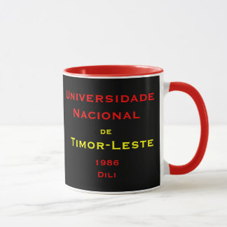 TIMOR* University Mug
