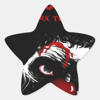Timothy By Mark Tufo Star Sticker