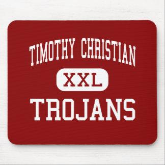Timothy Christian - Trojans - Junior - Elmhurst Mouse Mats
