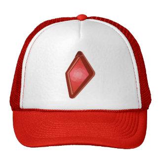 """Timothy Magellan """"corredor"""" Red Hat del conocimien Gorras De Camionero"""