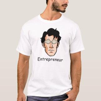 """Timothy Magellan """"Entrepreneur"""" T-Shirt"""