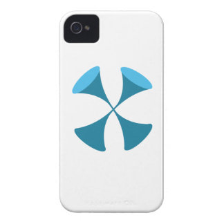 "Timothy Magellan ""ISC Logo"" Blackberry Case"