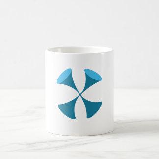 """Timothy Magellan """"taza del logotipo del ISC"""" Taza De Café"""