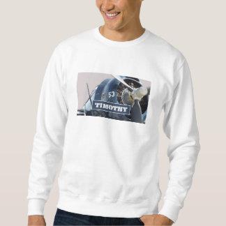 Timothy-Northrup a17 Plane Personalized Sweatshirt