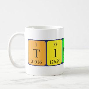 Timothy name coffee travel mugs zazzle timothy periodic table name mug urtaz Image collections