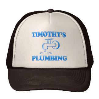 Timothy s Plumbing Mesh Hat
