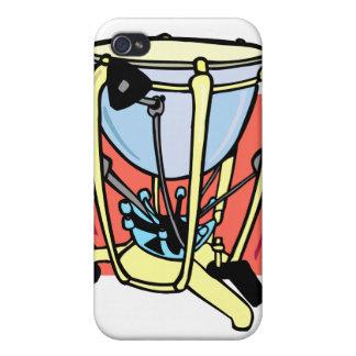 Timpani drum, pedal version, tympani 1 iPhone 4/4S covers