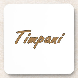 timpani text blk outline brown.png coaster