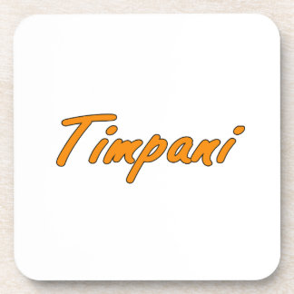 timpani text blk outline orange.png coaster