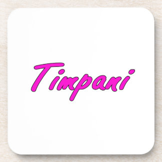 timpani text blk outline purple pink.png drink coaster