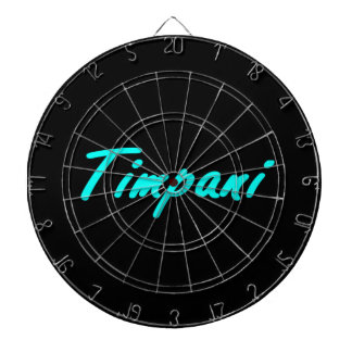 timpani text blk outline teal.png dartboard with darts