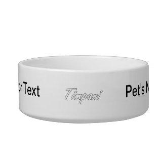 timpani text blk outline white.png pet bowl