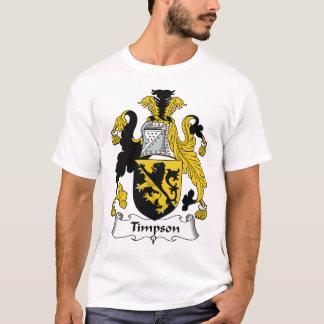 Timpson Family Crest T-Shirt