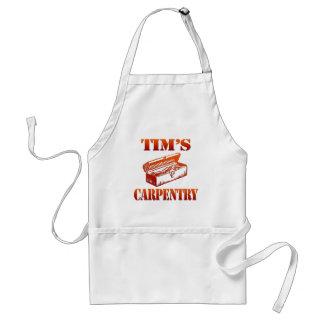 Tim's Carpentry Adult Apron