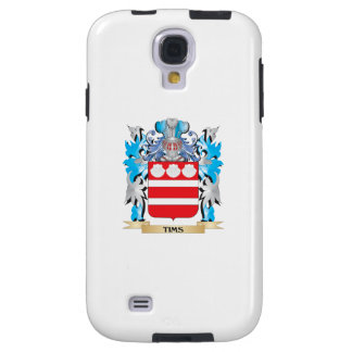 Tims Coat of Arms - Family Crest Galaxy S4 Case