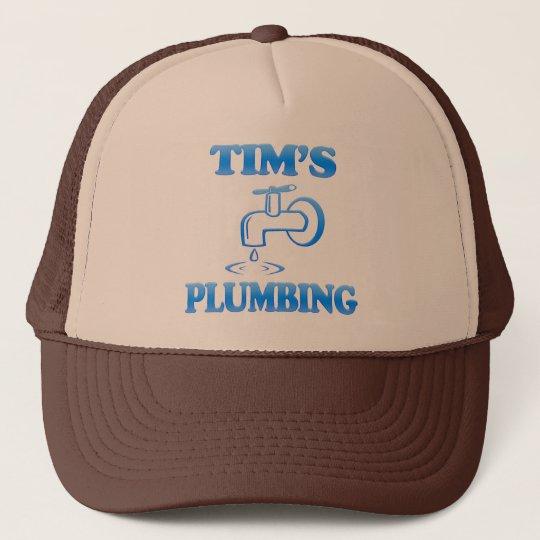 Tim's Plumbing Trucker Hat