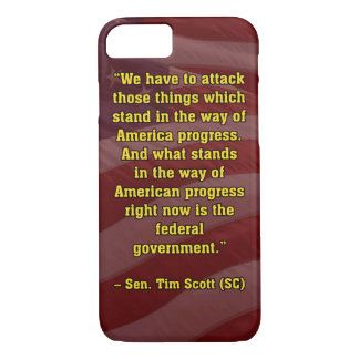 TIMSCOTT ATTACK iPhone 7 CASE