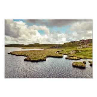 Timsgarry Outer Hebrides Photo Print