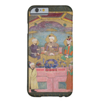 Timur (1336-1405), Babur (1483-1530, r.1526-30) an Barely There iPhone 6 Case