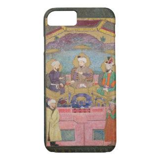 Timur (1336-1405), Babur (1483-1530, r.1526-30) an iPhone 8/7 Case