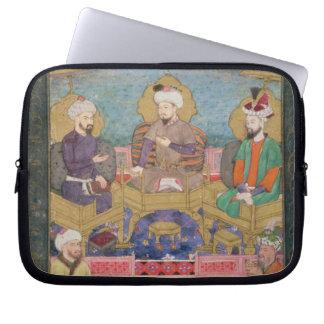 Timur (1336-1405), Babur (1483-1530, r.1526-30) an Laptop Sleeve