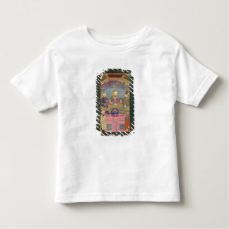 Timur (1336-1405), Babur (1483-1530, r.1526-30) an Toddler T-shirt