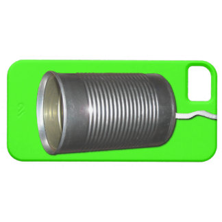 Tin Can and String iPhone SE/5/5s Case