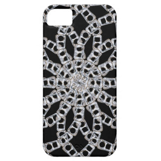 Tin can pattern iPhone 5 case