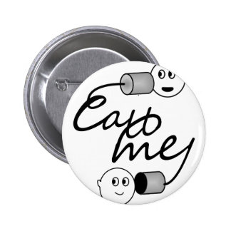Tin Can Phone Call Me Button