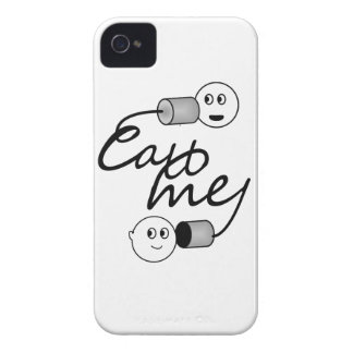 Tin Can Phone Call Me iPhone 4 Cover