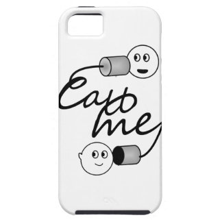 Tin Can Phone Call Me iPhone SE/5/5s Case