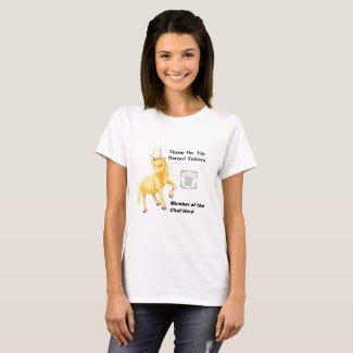 Tin - Chef Herd T-Shirt