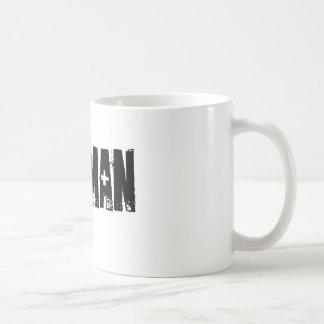 Tin man - Customized Coffee Mug