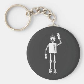 Tin Man Keychain