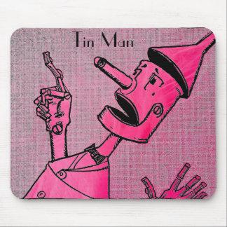 Tin Man Mouse Pad