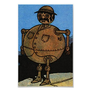 BrickRoad Tin Man Poster