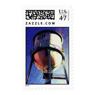 Tin Man Stamp