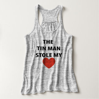 Tin Man Tank Top