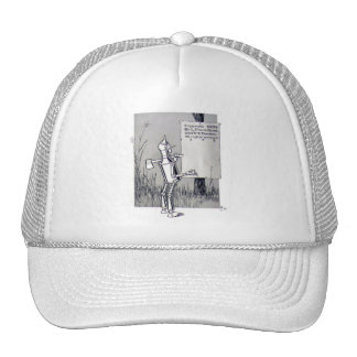 Tin Man Trucker Hat