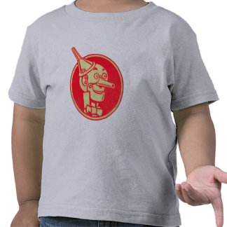 Tin Man, Wizard of Oz Tshirt