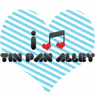 Tin Pan Alley Photo Cutouts