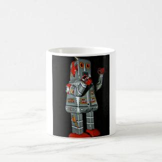 Tin Robot Mug