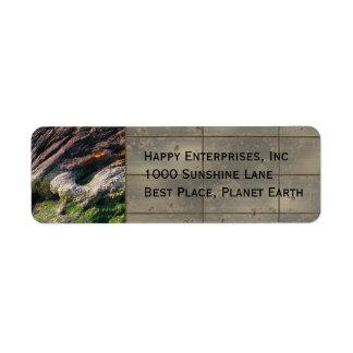 Tin Slag Mountain Label