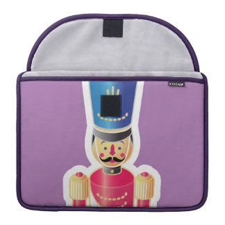 Tin Soldier Icon Sleeve For MacBooks