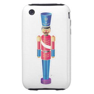 Tin Soldier Icon Tough iPhone 3 Case