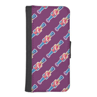 Tin Soldier Icon Wallet Phone Case For iPhone SE/5/5s
