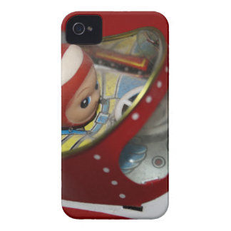 Tin Space Rocket iPhone 4 ID Case