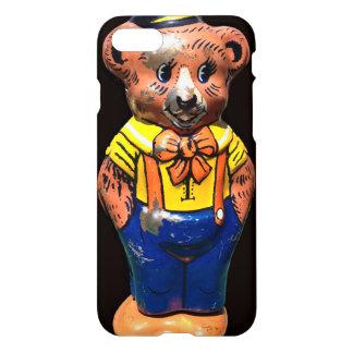 Tin Toy Bear iPhone 8/7 Case