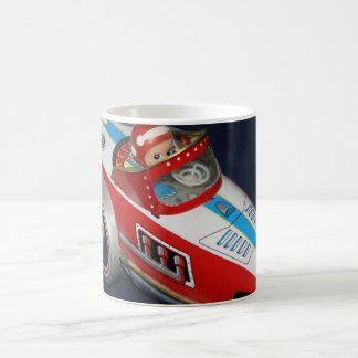 Tin Toy Rocket/Space Ship Mug